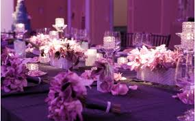 table tropical wedding centerpieces amazing wedding reception