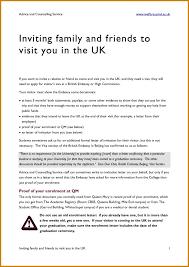 Invitation Letter Us Visa invitation letter to the copy sle invitation letter us