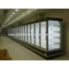 china commercial glass door fridge display refrigerator freezer on