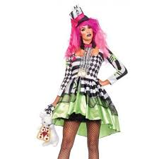 women halloween costume womens mad hatter alice in wonderland costume halloween costumes