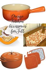Orange Kitchen Accessories by 151 Best Images About Autumn Fall Fall Fall On Pinterest