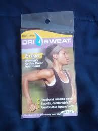 dri sweat headband a 4 alternative to the save your do gymwrap fitness fashion
