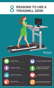 Stand Up Desk Exercises Standing Desks Are So Yesterday Try A Treadmill Desk For A Really