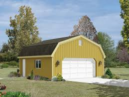 Gambrel Style Roof Lupita Gambrel Roof Garage Plan 002d 6031 House Plans And More