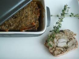 cuisiner un lievre recette terrine de lièvre aux cèpes et à l armagnac 750g