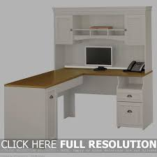 Computer Desk With Hutch White L Shaped Computer Desk With Hutch Best Home Furniture