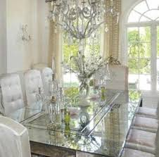 Clear Glass Dining Table Foter - Glass dining room