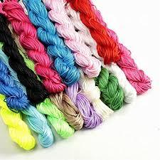 knotting cord 87 3 1mm 10 colors knotting cord shamballa macrame