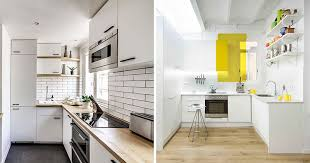 kitchen design ideas for small spaces kitchen design ideas 14 kitchens that make the most of a small