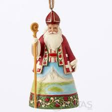 santas around the world jim shore santa figurines and ornaments