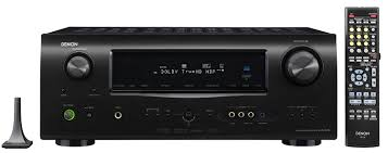 amazon com denon avr1610 5 1 channel home theater receiver with