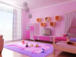 kids room interior best fun color themes for kids rooms child