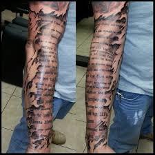 24 firefighter prayer tattoos
