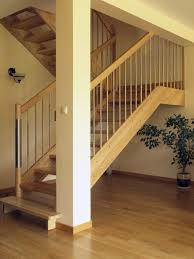 designer wooden staircase e2 stanmore middlesex timber stair