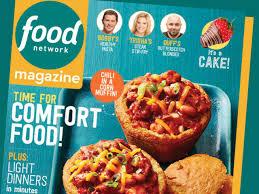 food network magazine january february 2017 recipe index food