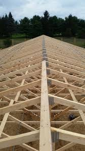 Barn Truss Pole Barn Trusses Carpentry Contractor Talk