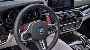 first bmw 2018 bmw m5 f90 first edition interior steering wheel hd