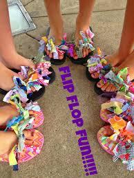cupcakes and lace diy kids flip flop tutorial reuse fabric scraps