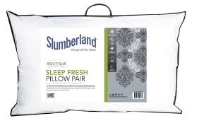 Fogarty Anti Allergy Duvet Fogarty Supatherm Anti Allergy Pillow Pair From Slumberslumber Com