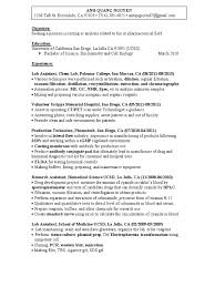 Automation Tester Resume Sample by Microbiologist Resume Sample Resume For Your Job Application