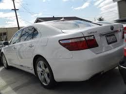lexus sedan models 2008 2008 used lexus ls 600h l navigation at deluxe auto dealer