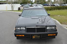 Grand National Engine Specs Low Miles On A 1986 Buick Grand National Rare Cars For Sale