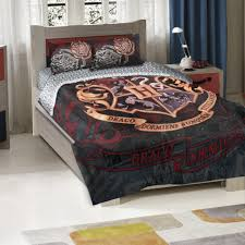Bed Sheet Harry Potter Motto Twin Full Bedding Comforter Set