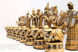 unique chess sets for sale attractive cool chess pieces epbot my harry potter wizards set