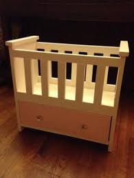 Free Diy Doll Furniture Plans by Ana White Build A Baby Doll Furniture Moon Bassinet Free And