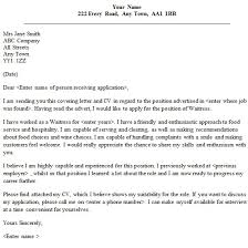 Waitress Resume Example by English Cv Example Waiter Professional Resumes Sample Online
