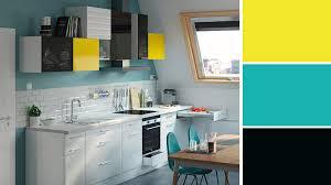 quelle couleur cuisine quelle couleur pour une cuisine moderne vue jardin sur les