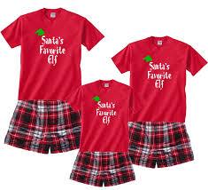 santa s favorite pajamas for whole