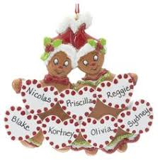 Grandparent Ornaments Personalized Buy Personalized Bear Couple Wreath 7 Links Grandparents