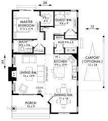 two bedroom cabin floor plans cottage house plans a cottage cottage house plans with drive