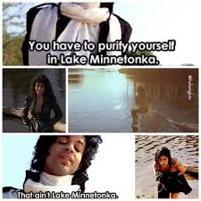 Prince Birthday Meme - how 80 s classics purple rain the last dragon are connected