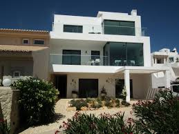 modern villa luxery villa salema exclusive modern villa salema with fantastic