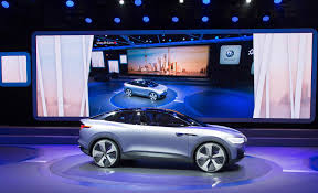 vw u0027s all electric i d crozz gets autonomous capability too