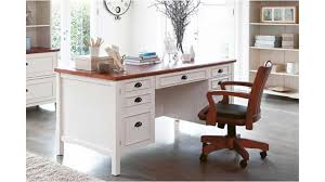 Distressed Office Desk Harvey Norman Piedmont Executive Desk Distressed White