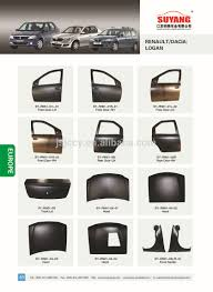 Baby Gate Spare Parts Juncheng Iron Spare Parts Selling Renault Symbol 2013 Front
