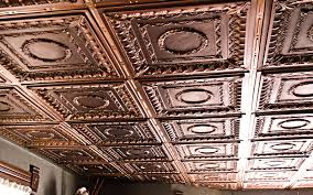 regal kitchen pro collection regal vintage ceiling tiles antique bronze