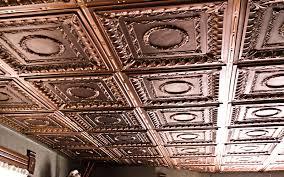 regal kitchen pro collection regal vintage ceiling tiles antique bronze