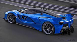 2015 ferrari fxx k rendered colors visualizer 66