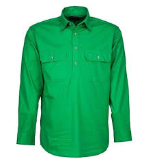 ritemate pilbara men u0027s closed front shirt u2014 your workwear