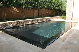 ordinary in ground swimming pool designs infinity design loversiq