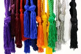graduation cord hosa graduation honor cords available in many different colors