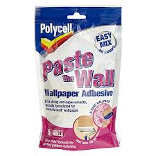 buy polycell paste the wall wallpaper adhesive john lewis