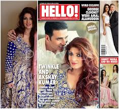 Twinkle Khanna Home Decor Yay Or Nay Akshay Kumar And Twinkle Khanna Cover Hello India