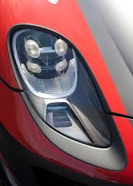 Porsche 918 Red - porsche 918 spyder first drive automobile magazine