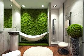 wall decor ideas for bathrooms wall for bathroom decor grass wall for tropical