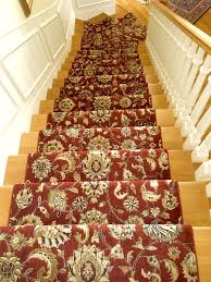 Staircase Runner Rugs Stair Runners And The One Fiber You Should Never Use